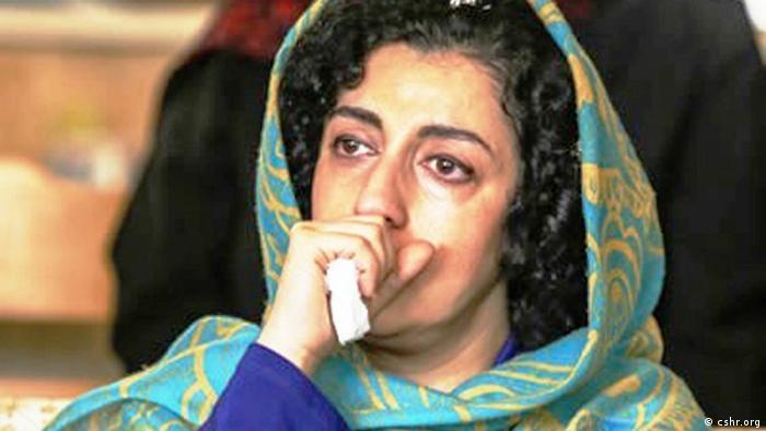 Iran Prominente Narges Mohammadi (cshr.org)