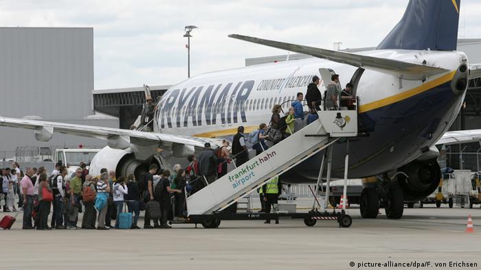 Airline Ryanair (picture-alliance/dpa/F. von Erichsen)