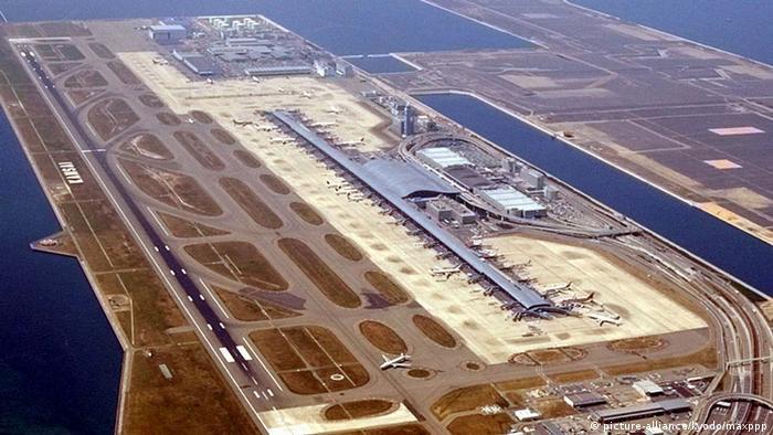 Aeroporto Kansai , no Japão