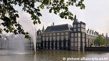 Niederlande Parlament in Den Haag