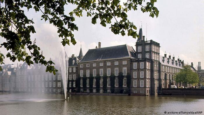 Парламент Нідерландів, Гаага