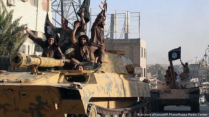 Бойовики ІД у Сирії