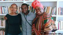 Februar 2016 , Maputo, Mozambique Mia Couto, writer from Mosambique copyright: DW/Romeu da Silva