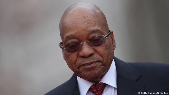 Symbolbild - Jacob Zuma