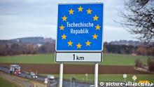 Symbolbild - Grenze Tschechien