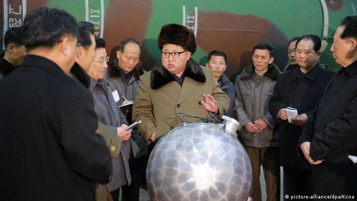 Лідер КНДР Кім Чен Ин веде свою країну в усе тісніші лещата міжнародних санкцій