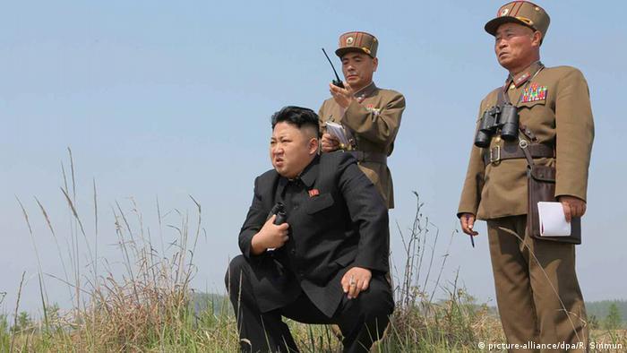 Symbolbild Nordkorea Atomtest