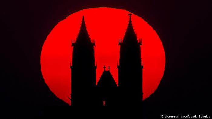 Магдебургский собор, Магдебург