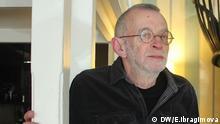 Lew Rubinstein russischer Schriftsteller Copyright: DW/E.Ibragimova