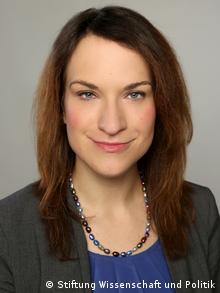 Friedrich Ebert Vakfı'nın Afganistan Bürosu Direktörü Magdalena Kirchner.