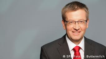Bundestagsabgeordneter Burkhard Blienert. (Photo: SPD/Foto: H. Buttermilch)