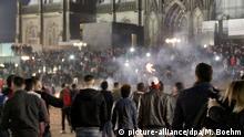In der Silvesternacht gab es rund um den Kölner Dom und Hauptbahnhof zahlreiche sexuelle Übergriffe