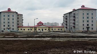 Будівля, відведена під центр тимчасового прийому біженців