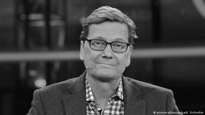 Guido Westerwelle former Foreign Minister of Germany