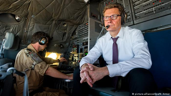 Guido Westerwelle, Ex-Außenminister FDP - Afghanistan