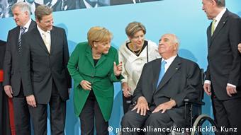 Guido Westerwelle, Ex-Außenminister FDP - 80. Geburtstag Helmut Kohl
