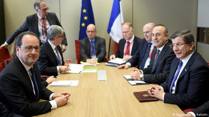 Brüssel EU-Gipfel Türkei