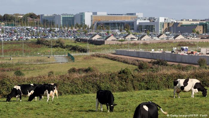 Irland Apple Campus in Cork (Getty Images/AFP/P. Faith)