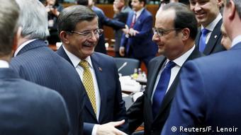 H διευκόλυνση παραχώρησης βίζας σε τούρκους πολίτες ήταν μέρος της συμφωνίας ΕΕ-Τουρκίας