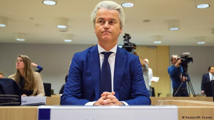 Niederlande Prozess Geert Wilders (Reuters/M. Kooren)