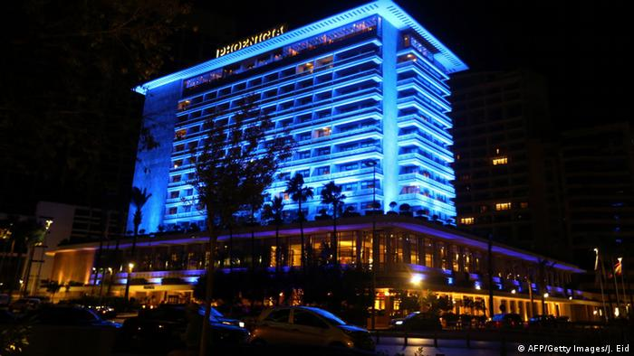Libanon Hotel in Beirut