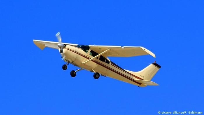 Symbolbild Kleinflugzeug