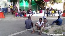Südafrika Angola Luanda Kinderkrankenhaus David Bernardino