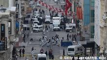 Türkei Anschlag in Istanbul