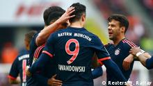 Fußball Bundesliga FC Köln vs. Bayern München