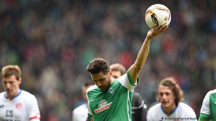 Fußball Bundesliga Werder Bremen vs. 1. FSV Mainz 05