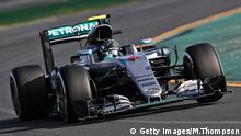 Australien Melbourne Formel 1 Nico Rosberg