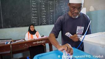 Tansania Sansibar Wahlen