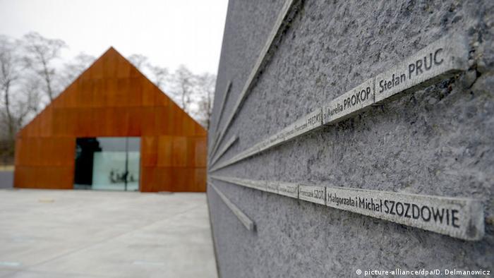 Muzeum w Markowej poświęcone tym, którzy ratowali Żydów w czasie II wojny światowej