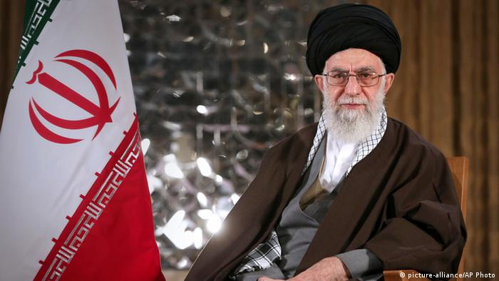 Iran Ajatollah Ali Khamenei (picture-alliance/AP Photo)