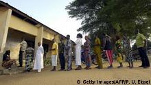 Benin Präsidentschaftswahl