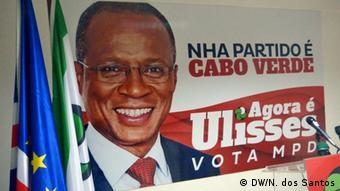 Kap Verde Ulisses Correia e Silva Movimento para a Democracia