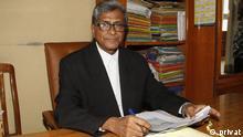 Bangladesch Anwalt Subrata Chowdhury