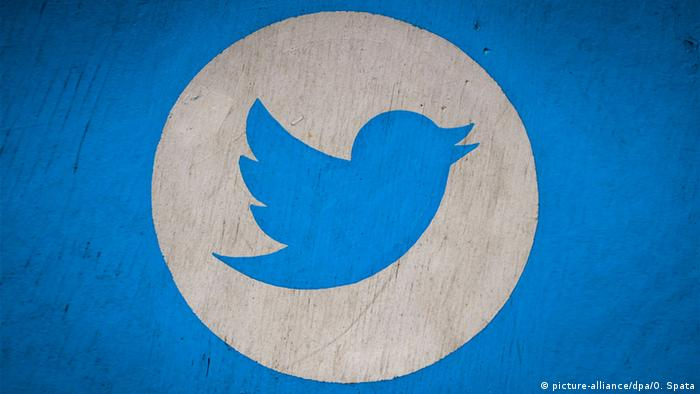 Logo Twitter (Photo: picture-alliance/dpa/O. Spata)