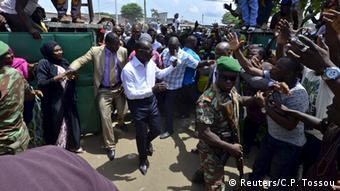 Benin Präsidentschaftskandidat Patrice Talon (Reuters/C.P. Tossou)