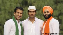 Symbolbild Indien Konfessionen Hindu Moslems