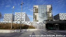 Den Haag Internationaler Strafgerichtshof IStGH / ICC