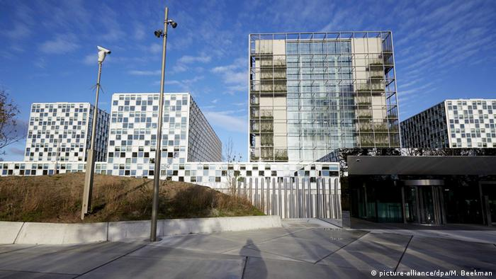 Den Haag Internationaler Strafgerichtshof IStGH / ICC (picture-alliance/dpa/M. Beekman)