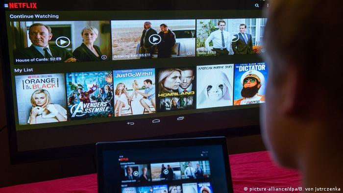 Netflix, ITunes, Amazon, відео