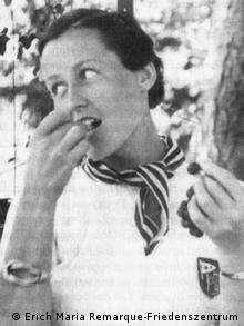 Время вишен: Эльфрида Шольц в возрасте 28 лет