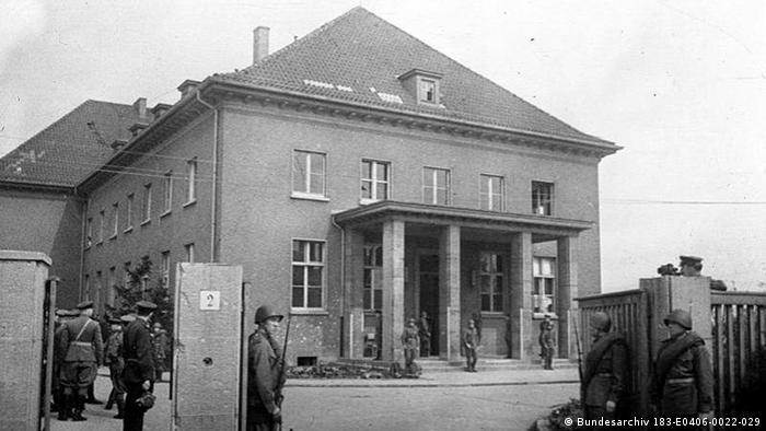 Штаб-квартира в Карлсхорсте: вывоз архивов третьего рейха был одной из задач советской военной администрации