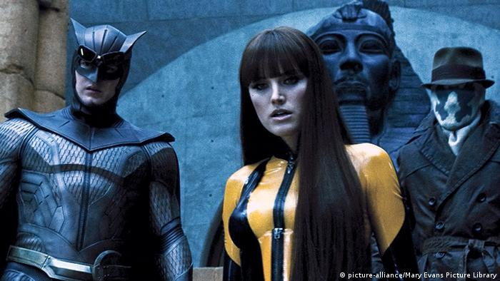 Film still The Watchmen (© picture-alliance/Mary Evans Picture Library)