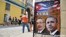 Kuba Besuch US-Präsident Barack Obama