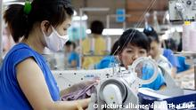Vietnam Strickmaschine Stricken Industrie