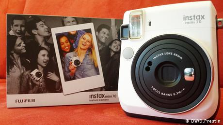 Polaroid Instax mini 70
