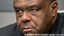 Niederlande Den Haag ehemaliger Vizepresident Kongos Jean-Pierre Bemba